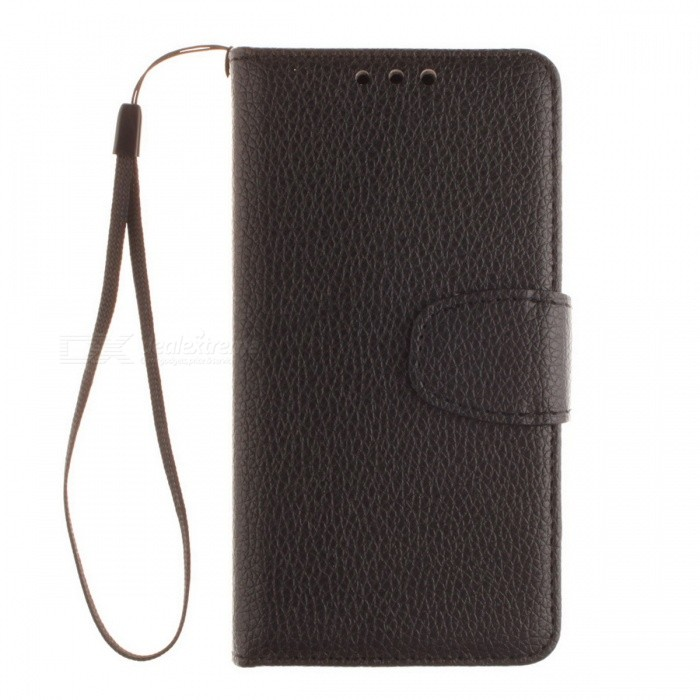 Dayspirit Lychee Grain Style Leather Case for Samsung Galaxy A3 (2016)