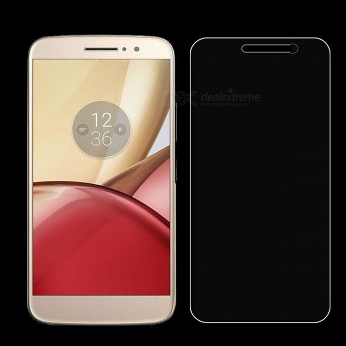Dazzle Color Tempered Screen Protector pro Moto M (XT1662)