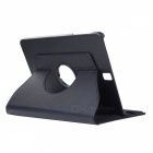Dayspirit 360° Rotatable PU Case w/ Stand for Samsung T825 - Black