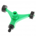Three Spray Nozzle 360-Degree Rotating Garden Water Sprinkler