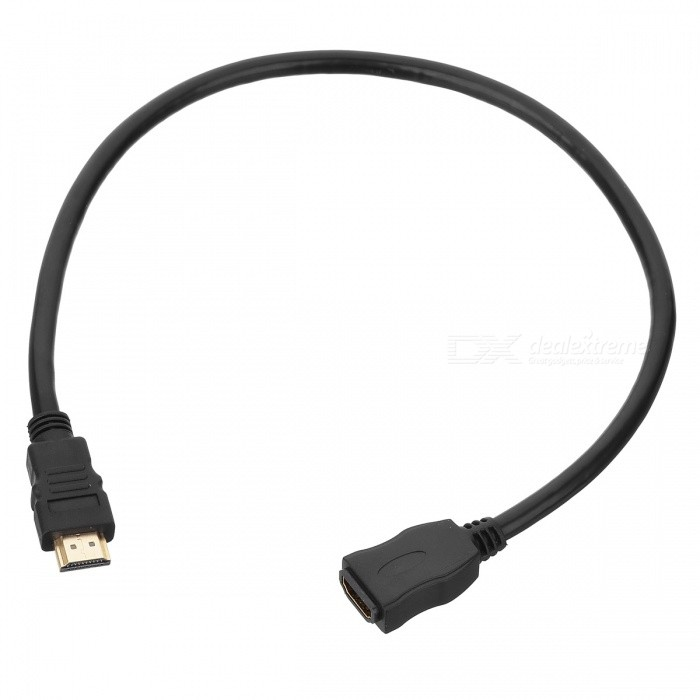 Câble d'extension femelle BSTUO HDMI Mable to HDMI (50cm)