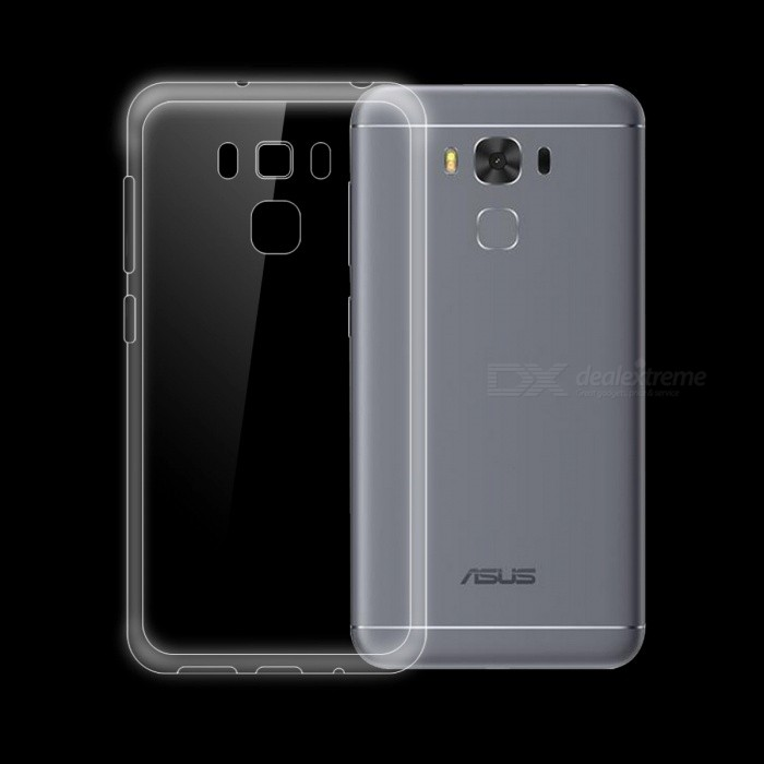 Dayspirit Ultra-thin TPU Back Case for Asus ZenFone 3 Max (ZC553KL)