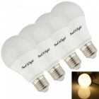 YouOKLight 4Pcs E26/E27 A70 12W Warm White LED Light Bulbs (AC85-265V)