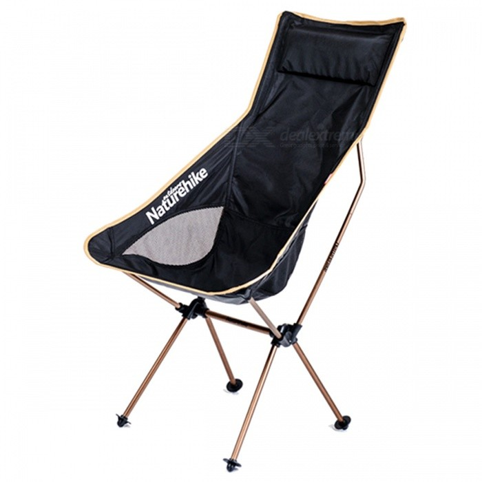 NatureHike Outdoor Ultra-light Portable Folding Camping Chaise de plage
