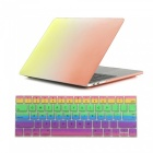 "Dayspirit Rainbow Case + Keyboard Cover for MacBook Pro 15.4"" (2016)"