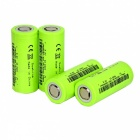 Soshine IFR 26650 3200mAh 30A Rechargeable Flat Top Batteries (4PCS)