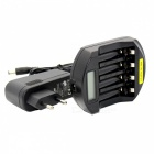 Soshine LCD Charger LiFePO4  Ni-MH 14500 10440 AA AAA Quick charger