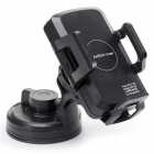 Qi Standard Wireless Holder Chargeur voiture pour S8 PLUS / S8 / S7 / S7 Edge / S6