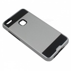 Protective PC + TPU Back Case for Hua Wei P10 LITE - Silver + Black