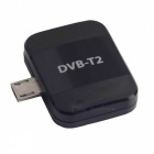 Relliance Micro USB DVB-T2 / DVB-T Digital TV-mottagare Tuner