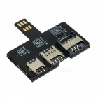 CY EP-104 SIM Activation Tools Card Converter to Smartcard IC Card Kit