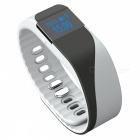 DMDG Sport Smart Wristband w / Sleep / Heart Rate Monitor - Noir