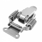 Stainless Steel Switch Locks - Silver (2 PCS)