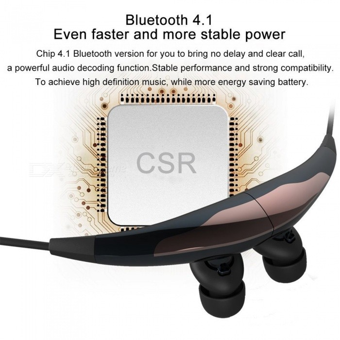 casque intra auriculaire bluetooth sans fil k9 avec. Black Bedroom Furniture Sets. Home Design Ideas