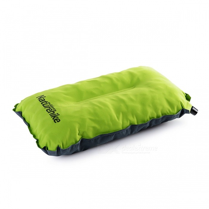 Naturehike Sponge Automatic Inflatable Waist Pillow - Green