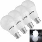 YouOKLight B22 A70 12W Cold White LED Light Bulbs, AC 85~265V, 4PCS