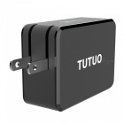 TUTUO 33W QC3.0+ Type-C Quick Charge 3.0 Wall USB Charger (US Plugs)