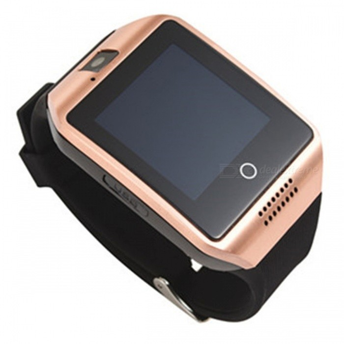 Q18 Plus 3g Android Wi Fi Bluetooth Smart Watch Rose