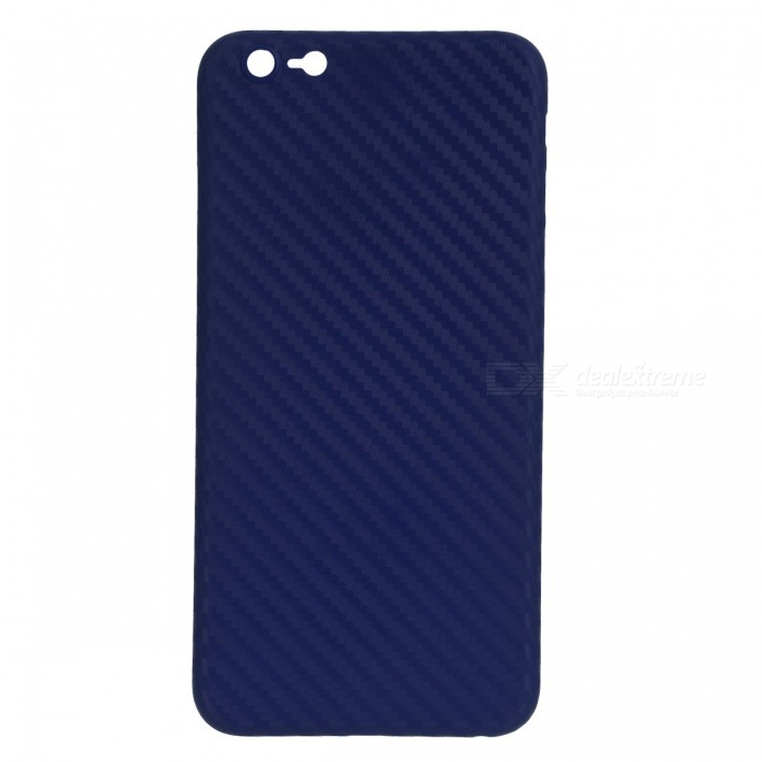 Thin PP Carbon Fiber Case for IPHONE 6 Plus / 6S Plus - Royal Blue