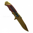 CTSmart Multi-Functional Latest Unique Knife - Golden