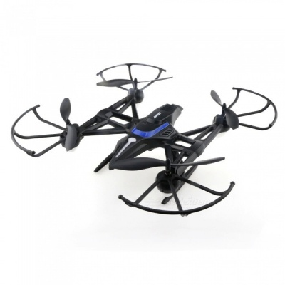 JJRC H50GH 4CH 6Axis 5.8G FPV RC Quadcopter w/ HD 720P Camera - Black