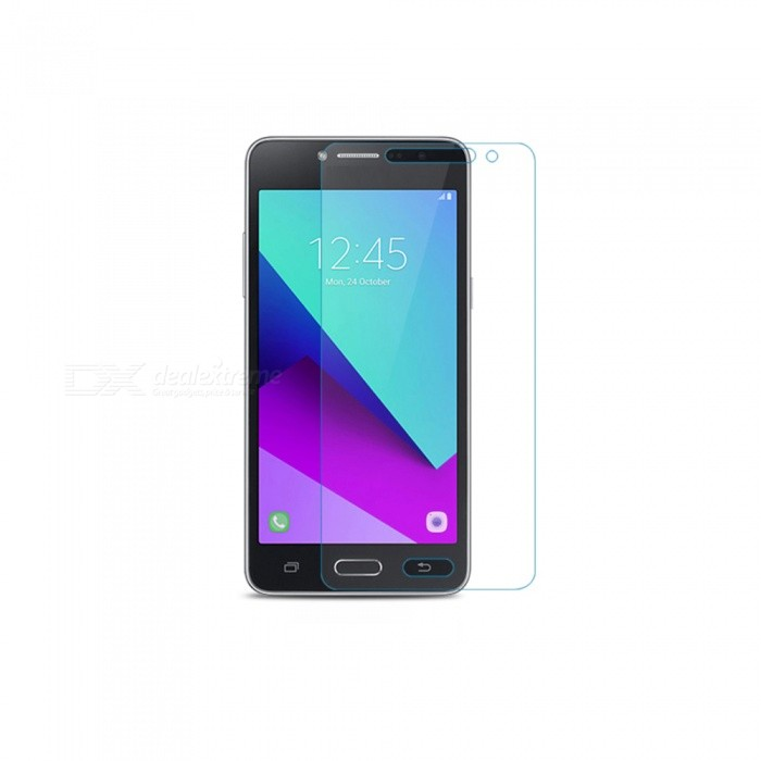 Dazzle Colour Tempered Glass Screen Protector for Samsung J2 Prime