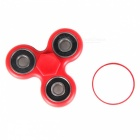 HakkaDeal Stress Relief Finger Gyro Toy for Mobile Phone - Red