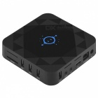C88 Full HD Smart TV Box w/ 2+16GB, Remote Control - Black (EU Plug)