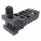 ACCU Metal Grip for 20mm Rail Guns - Black