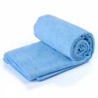Naturehike Anti-Bacterial Quick Dry Travel Bath Towel - Sky Blue