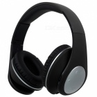 Portable Sports Folding Wireless Headphone w/ Volume Control, English Voice Prompts