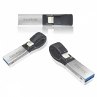 SanDisk USB3.0 and Lightning Port 64GB Flash Drive for IPHONE and IPAD