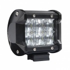 "MZ 4"" 5D 30W LED Work Light Flood Beam 4WD Off-road Driving Lamp"
