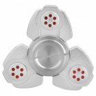 BLCR Tri-Spinner Fidget Toy EDC Finger Spinner для аутизма - серебро