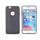 Silkwood Pattern Protective TPU Back Case for IPHONE 7 - Black