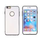 Silkwood Pattern Protective TPU Back Case for IPHONE 7 - White