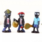 Zombie Doll Home Office Garden Cake Decoration Toys (8Pcs)