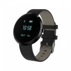 "V06 0.95"" Bluetooth Smart Sport Watch w/ Blood Pressure Heart Rate"