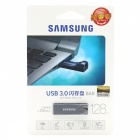 Samsung 128GB BAR (PLASTIC) USB 3.0 Flash Drive 130MB / S - Svart
