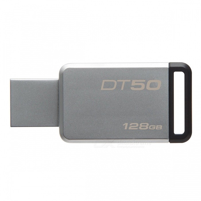 Kingston Digital Data Traveler 50 128 Gt USB 3.0 -muistitikku