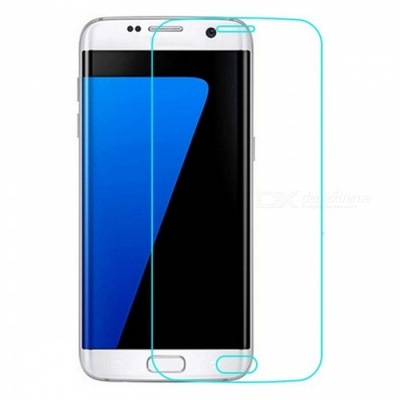 Dazzle Colour Tempered Glass Screen Protectors for Samsung S7 (2 PCS)
