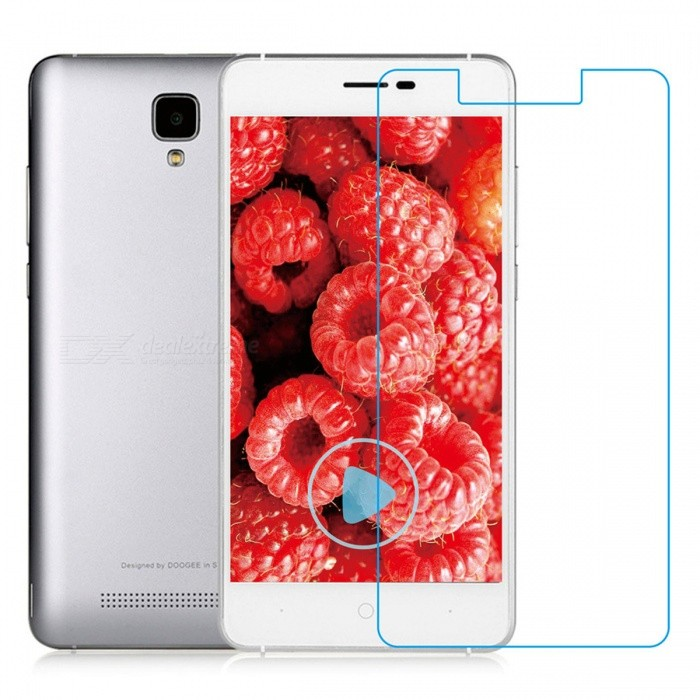 Dozzle Color Tempered Screen Protector pro Doogee X10