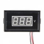 "HakkaDeal V85D DC 0 ~ 100V 0.56"" LED Digital Display Voltmeter Numérique"