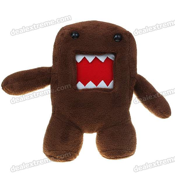 Cute DOMO-KUN Soft Plush Doll