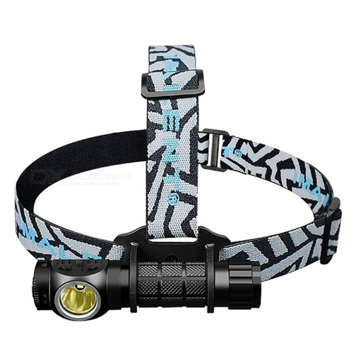 IMALENT HR20 USB Rechargeable 1000 Lumens 2-Mode Headlamp