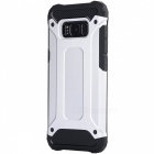 Vecr Armor Series Shockproof Protective Case for Galaxy S8 - Silver