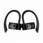 Cwxuan Wireless Bluetooth V4.1 Stereo In-Ear Headset - Black (1 Pair)