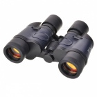 8X 40mm Outdoor Travel Climbing BAK4 Binocular - Black