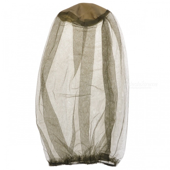 Moskitos Biters Proof Mesh Hut für Outdoor Angeln - Army Green