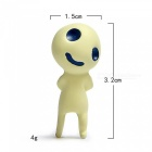 Fabrication artisanale Bricolage Kodama Potted Horticulture Landscape Ornament Dolls